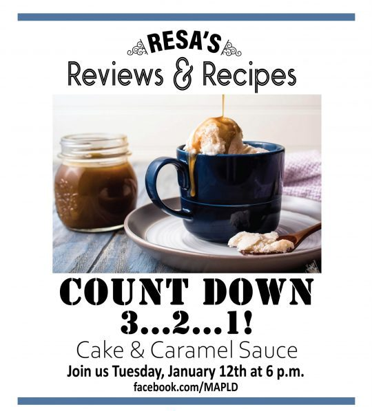 Resa's Reviews and Recipes