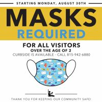 Library Mask Requirement