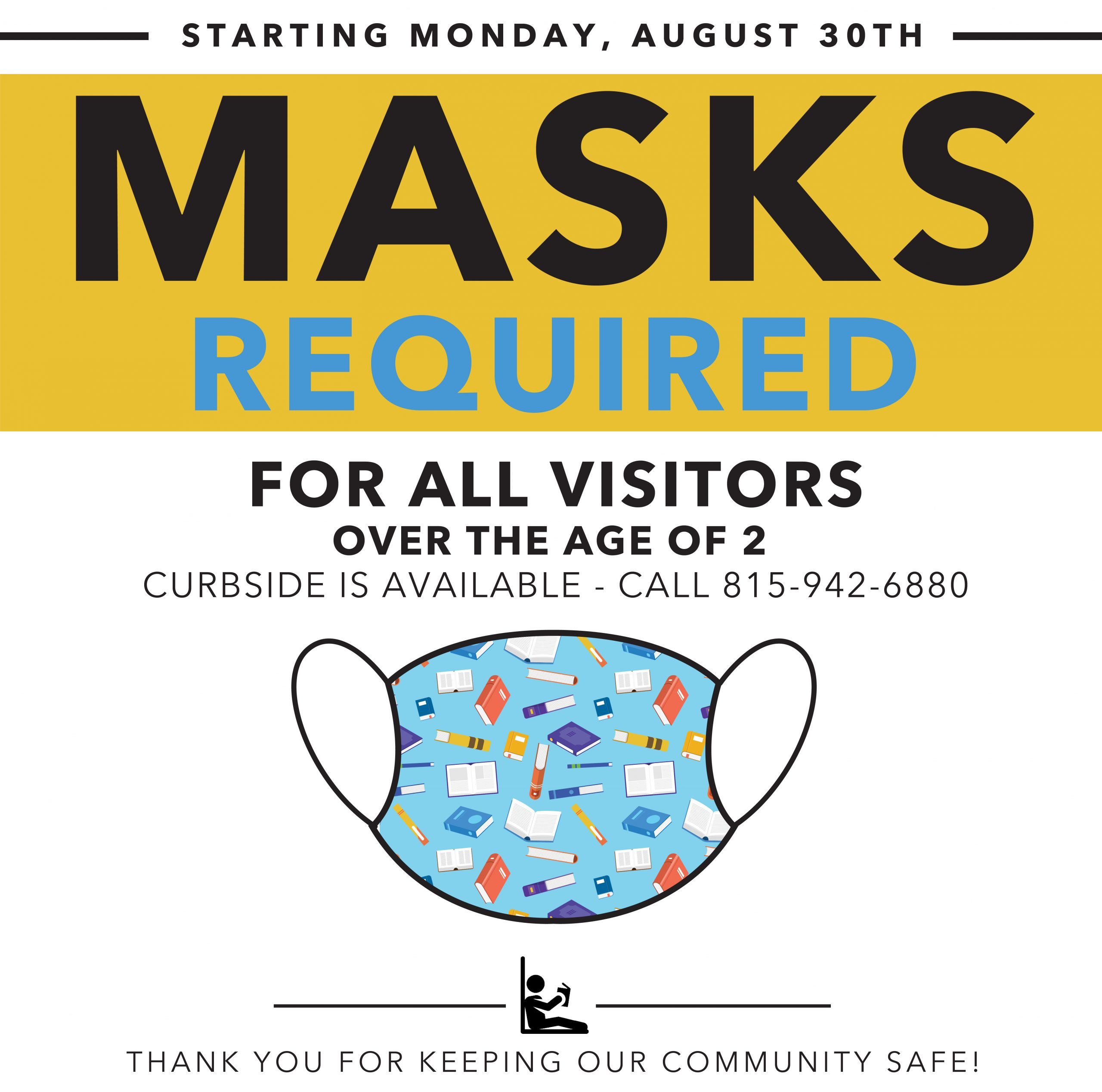 You are currently viewing Library Mask Requirement