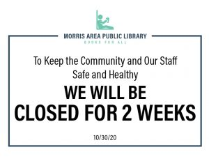 Closed for 2 weeks-01