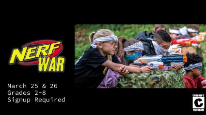 Nerf War!